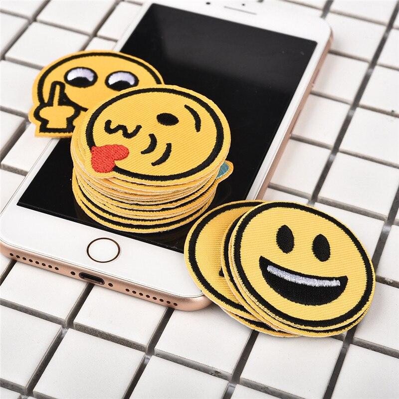 Enfants Filles Emoji /émotic/ônes Visages Souriant Capuches manches longues Hauts