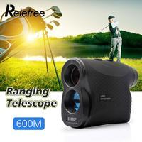6X Hunting Binoculars Golf Rangefinder Adventure Range Finder Telescope Practical Construction Survey