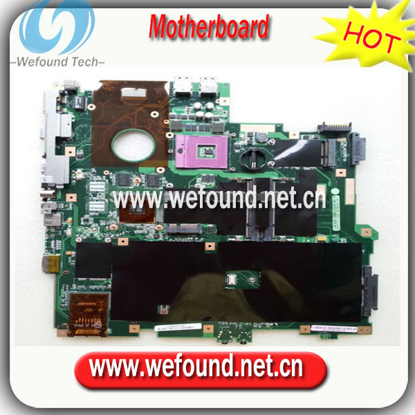 ФОТО 100% Working  Laptop Motherboard for asus F7SR Mainboard full 100%test