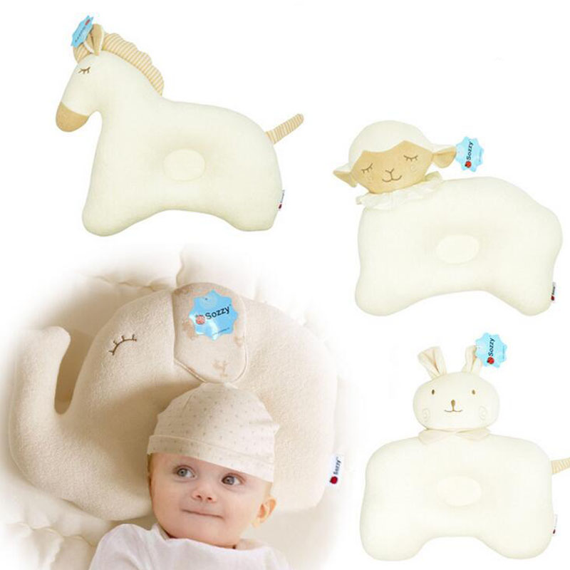 Baby Organic Bean Sprout Pillow