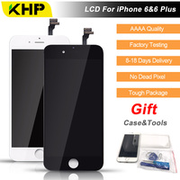 2017 100 Original KHP AAAA Screen LCD For IPhone 6 Plus Screen LCD Replacement Display Touch