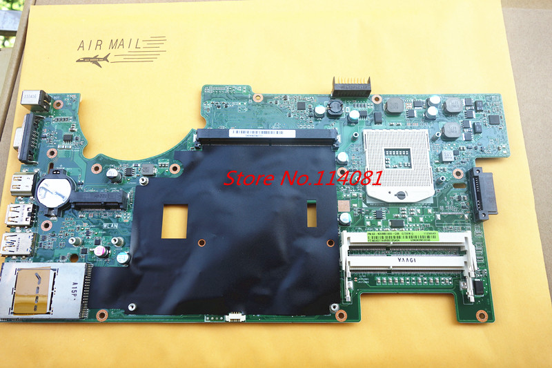 G73SW Mainboard for asus motherboard 60-N3IMB1000-B08 ,3D connector with 4 ram slots