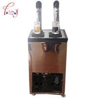 Commercial Beer Machine Ice Core Beverage Dispenser double headed ice beer Drink Machine dispenser beer machine 1pc