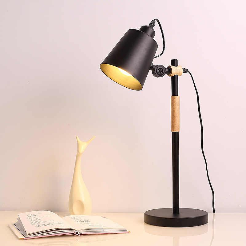 220 V E27 лампа Светодиодная настольная ручка лампы переключателя 3 режима настольная лампа чтение в постели книгоизучение декоративное освещение для дома