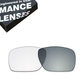 de68af5b9 ToughAsNails lentes de repuesto para Oakley Dispatch 1 gafas de sol  fotocromáticos transparente (lente única)