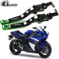 Motorbike Accessories Motorcycle Brake Clutch Levers CNC Adjustable Folding Extendable For Honda CB599 Hornet CB 599 1998 2006