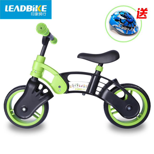 Balance Of The Car Without Children Bicycle Pedal Toy Scooter Bike 2