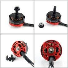 4pcs RS2205 2300kv CW CCW Brushless Motor for FPV RC Racer Quad Motor FPV Multicopter Drone