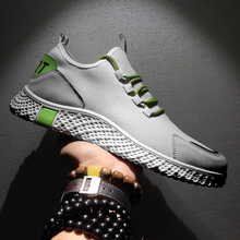 2019 new casual shoes mens breathable spring and summer mesh fashion lightweight sports A5