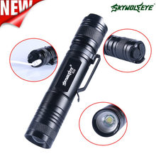 R08 Telescopic flashlight Portable Powerful Practical Tactical LED Flashlight Super Bright For Hiking and Camping(China)