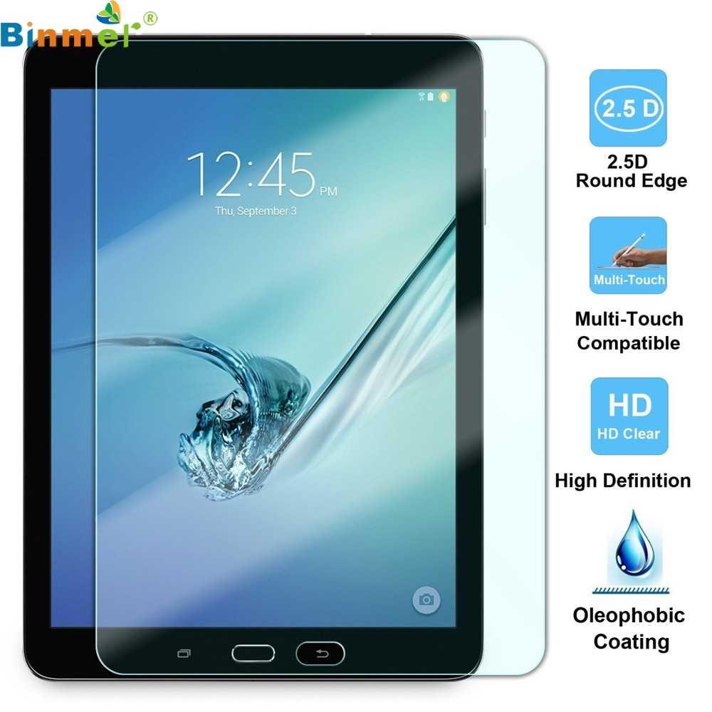 Binmer Fabriek Prijs Premium Gehard Glas Screen Protector voor Samsung Galaxy Tab S3 9.7 inch Tablet J03T Drop Shipping