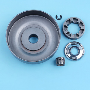 """Image 2 - .325"""" 7T Clutch Drum Washer Rim Sprocket Set For Stihl MS270 MS280 MS271 MS281 MS291 MS 270 280 Chainsaw Replacement Part"""