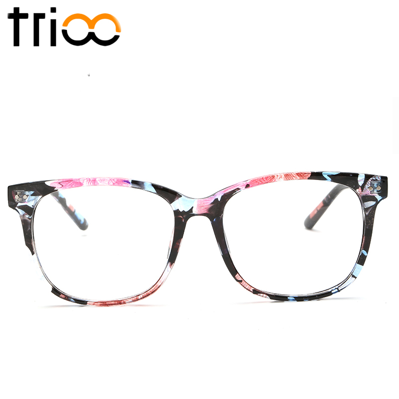 Aliexpress.com : Buy TRIOO High Fashion Black Glasses ...