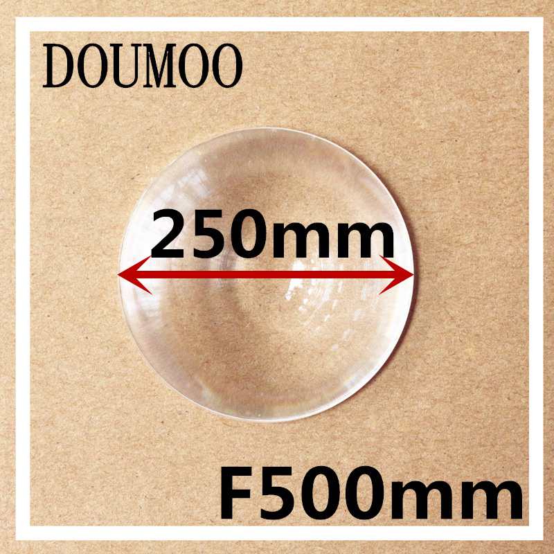 5 pcs support dropshipping big Fresnel lens Diameter 250 Focal length 500 mm magnifier lens traffic light led light fresnel lens 230 150 mm optical pmma plastic linear fresnel lens focal length 120 mm fresnel lens plane magnifier solar energy concentrator