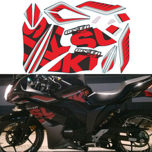 for GIXXER GSX150F SF150 full sticker Motorcycle Decal Modified vehicle decorate protect High quality PVC stickers