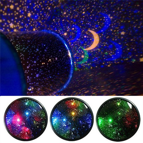 High Star Master Colourful Starry Light Lighting Projector LG66