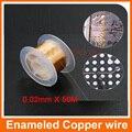0.02mm fio de cobre puro linha para fix repair iphone ipad telefone motherboard placa lógica pcb impressão digital sodering ferramentas de ponto