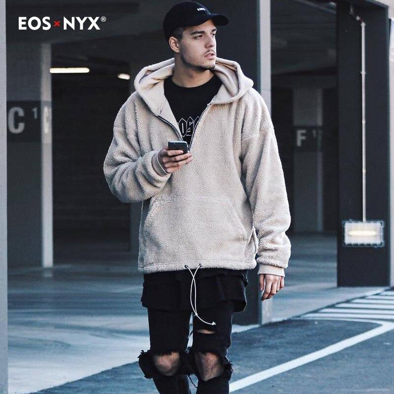 Eosnyx Kanye West Джастин Бибер толстовки Для мужчин кашемировый свитер Sudaderas Para Hombre Moleton Masculino Полерон Hombre