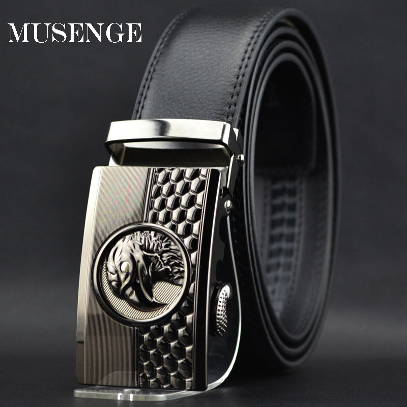 Genuine Leather eagle Designer Belts