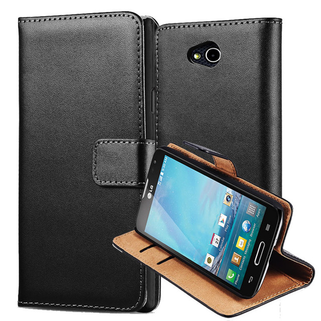 best sneakers 94b19 7c2ac US $4.74 |For LG L90 Genuine Leather Flip Cover Case For LG Optimus L90  Dual L 90 D405 D415 D410 Phone Wallet With Card Holder Stand on  Aliexpress.com ...