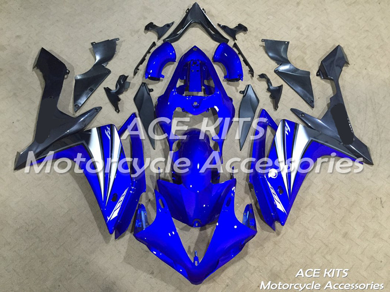 ACE KITS New ABS motorcycle <font><b>Fairing</b></font> For <font><b>YAMAHA</b></font> YZF-<font><b>R1</b></font> <font><b>2007</b></font> 2008 All sorts of color NO.1977 image
