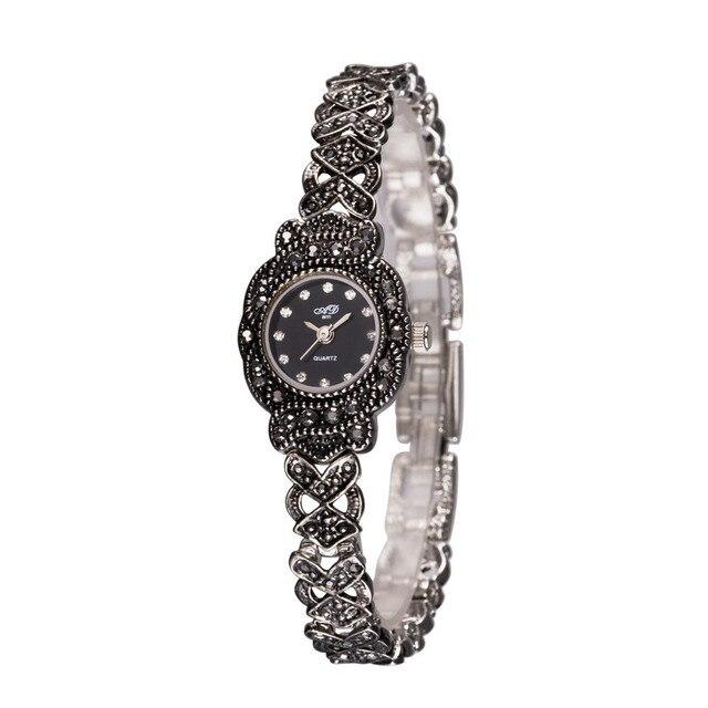 aliexpresscom buy black diamond bracelet watch for