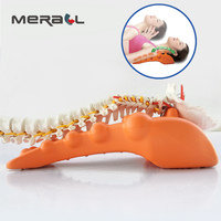 Lumbar Vertebra Soothing acupuncture Massage Cervical Spine relief For Waist Neck Back Muscle Pain Relief Relaxation Stress