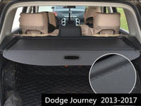 Car Rear Trunk Security Shield Cargo Cover For Dodge Journey 5 Seat 7 Seat 2013 2014
