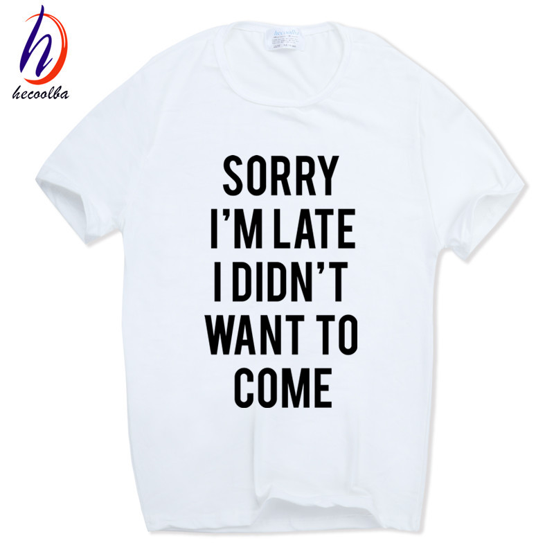Online Get Cheap T Shirts Funny Quotes -Aliexpress.com | Alibaba Group