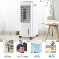 air conditioning Refrigeration fan Household humidifier Cold air fan Mobile small air conditioner dorm room Cooler