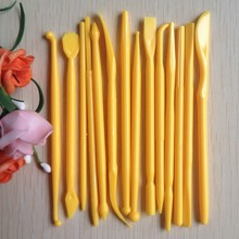 14pcs/Set Cutter Clays Flower-Modelling Cake-Decorating Sugarcraft-Tool Fondant Wholesale
