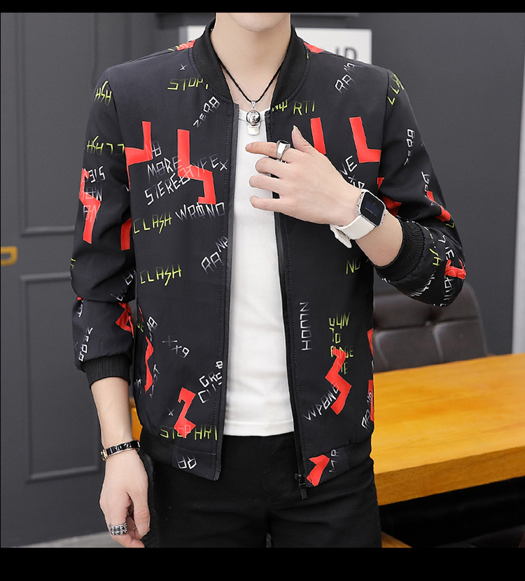 HTB1jAOiXvfsK1RjSszbq6AqBXXap Printing Fashion 2019 Brand Mens Bomber Jacket Thin Men Baseball Jackets Casual Jacket Coat Overcoat For Male Clothing