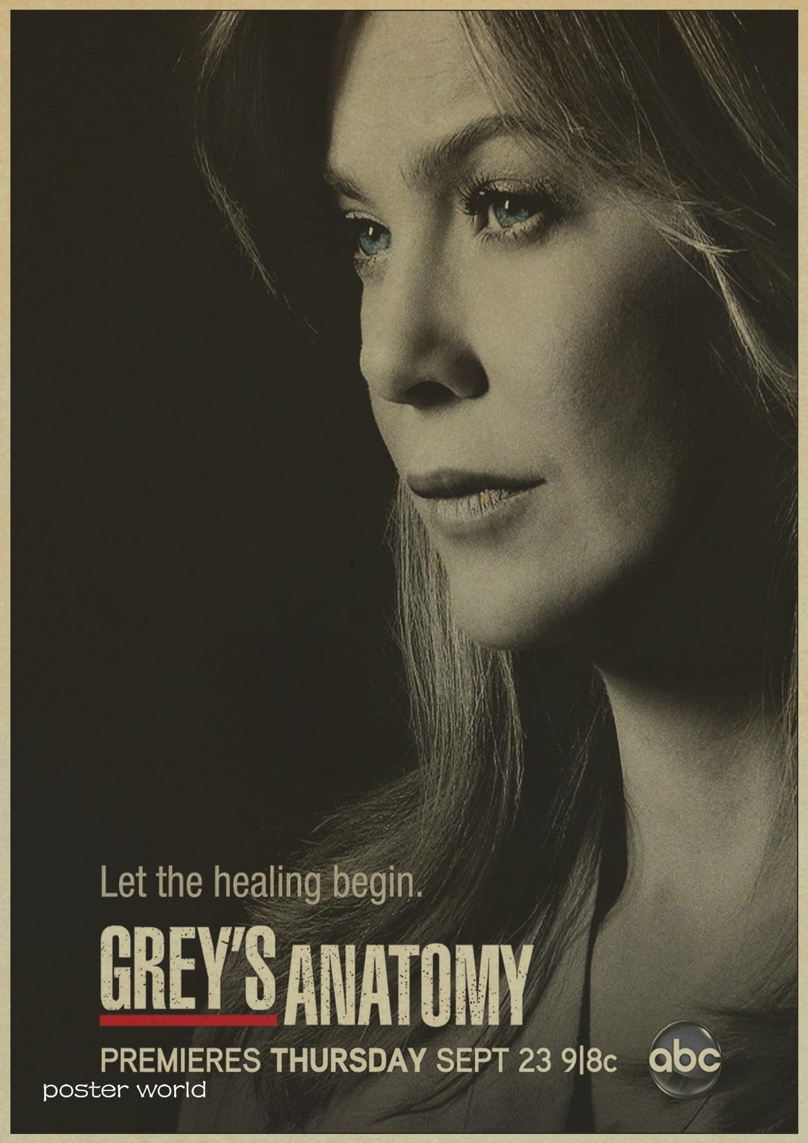 Greys Anatomy Operationen Beziehungen Komplikationen Tv Serie Kunst