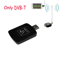 Micro USB DVB T Digital TV Tuner Receiver For Android 4 0 Mobile Phone PC HDTV