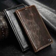 Роскошные Телефонные Чехлы для Samsung Galaxy S5 i9600 оригинальный кожаный магнит авто флип чехол Интимные аксессуары для S5