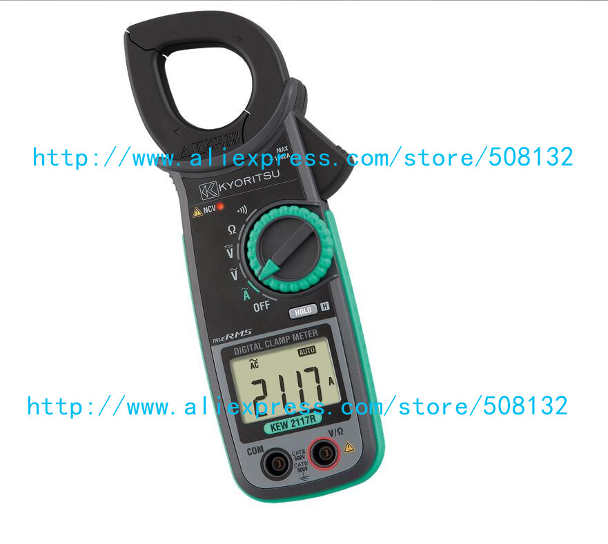 Gm Instruments Digital Clamp Meter : Kyoritsu r digital clamp meters ac a new