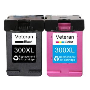Kỳ Cựu Bơm Lại Hộp mực 300XL Tương thích cho HP 300 XL hp300 Deskjet F2420 F2480 D1660 D2560 D2660 D5560 F2492 MÁY IN