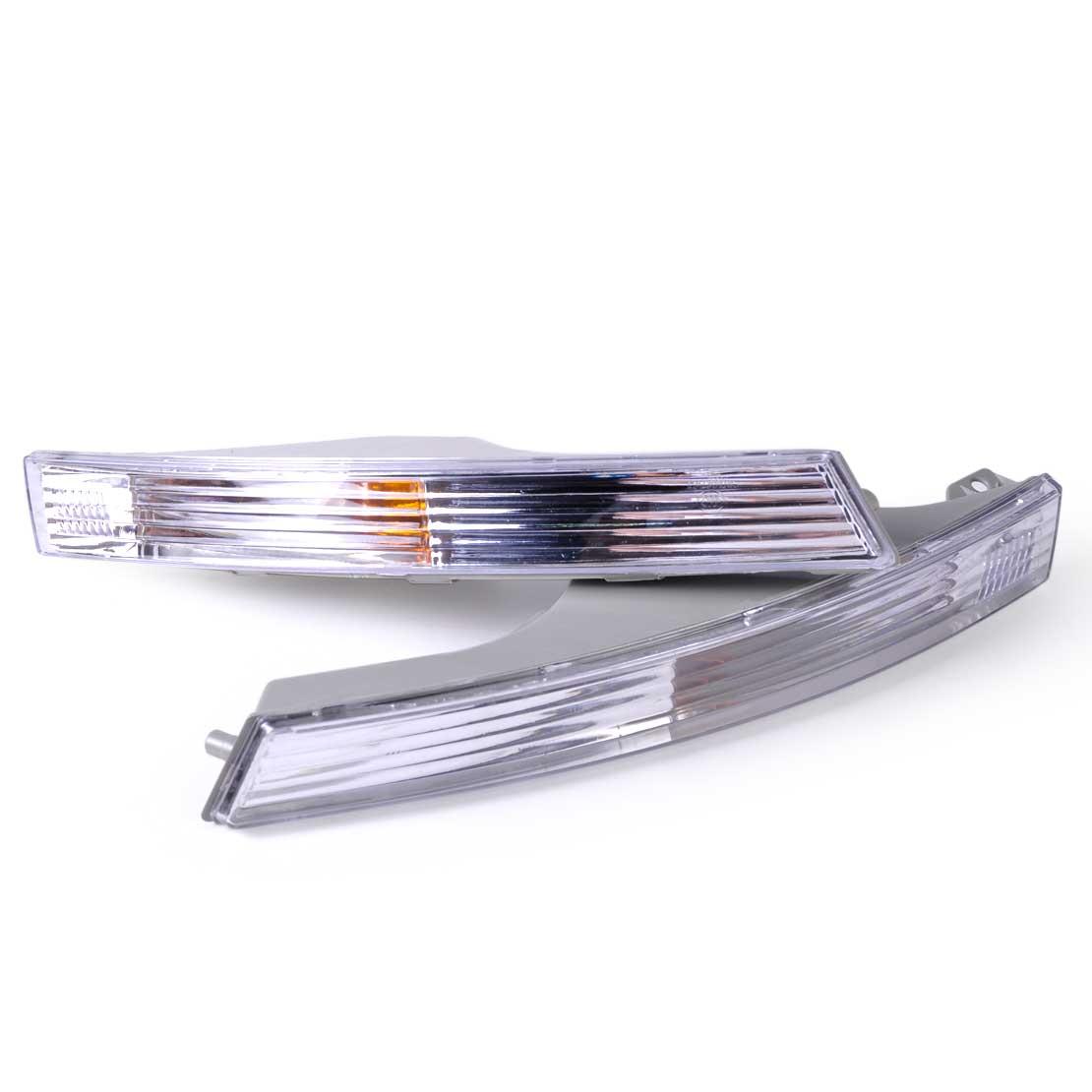 белер передний бампер угол сигнала поворота света Лампа объектив Индикатор 3C0953041E для VW Passat седан B6 и универсал 2006 2007 2008 2009 10
