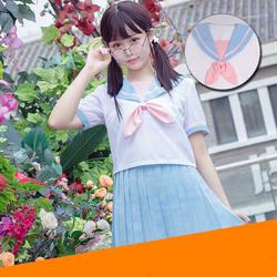 Япония и Южная Корея костюм моряка костюмы аниме COS Япония учебная школа Студенческая Униформа японская школьная форма
