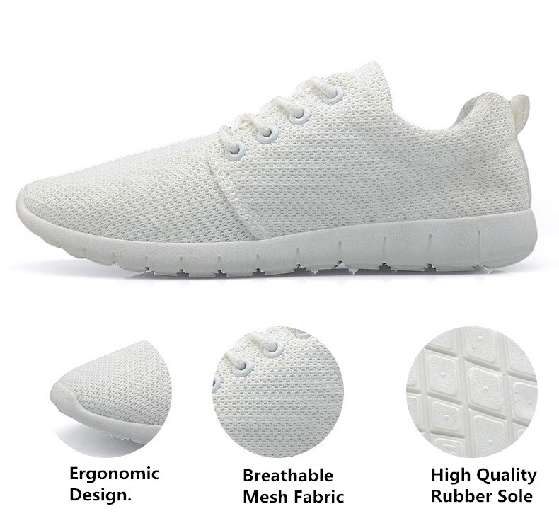 Women Breathable Mesh Shoes Size 35-40 Fashion Women Casual Shoes Zapatillas Deportivas Trainer Free Shipping Ladies Shoes YD85 (8)