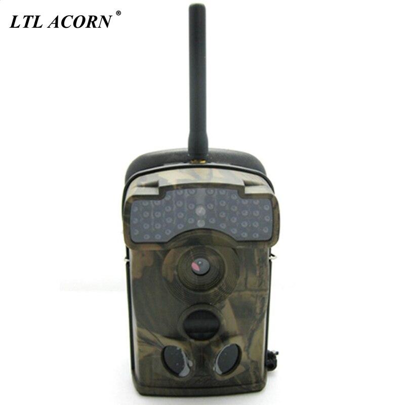 Ltl Acorn 5310 MG foto trampas GSM MMS GPRS Cámara salvaje trampas 12MP HD 940NM IR Trail caza Cámara impermeable exploración de la videocámara