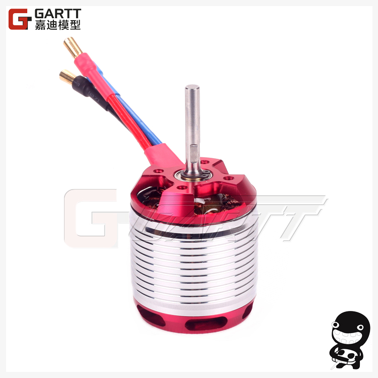 Gartt HF 530KV 4500W Brushless Motor For 700 Algin Trex RC Helicopter gartt hf450l 1800kv brushless motor for trex 450l 480 helicopter