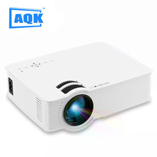 2016 2000 lumens LED Projetor Full HD 1080P Portable USB Cinema Home Theater Pico LCD Video Mini Projector Beamer New Proyector