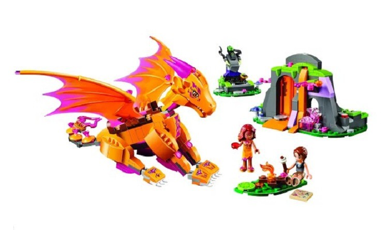 2016 NEW Bela 10503 Elves Fire Dragons Lava Cave 446pcs/set Legoings Fairy 41175 building block toys for Children2016 NEW Bela 10503 Elves Fire Dragons Lava Cave 446pcs/set Legoings Fairy 41175 building block toys for Children