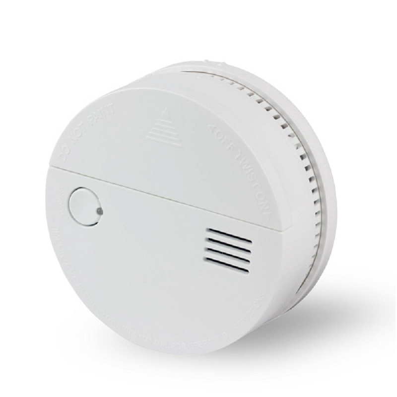 Dual Sensor Smoke and Carbon Monoxide Detector CE High quality co detector Free shipping fee