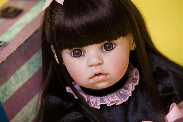 60cm Silicone Reborn Baby Doll Toys Like
