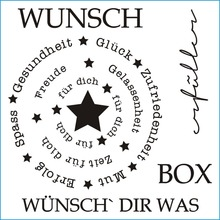 German star Transparent Clear Silicone Stamp/Seal for DIY scrapbooking/photo album Decorative clear stamp J20