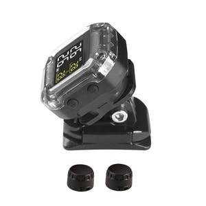 Image 3 - Система контроля давления в шинах M3, водонепроницаемый TPMS беспроводной ЖК дисплей, внутренние или внешние датчики давления в шинах