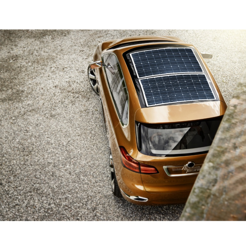 Image 4 - Dokio 12V 100W Monocrystalline Flexible Solar Panel For Car/Boat High Quality Flexible Panel Solar 100w China-in Solar Cells from Consumer Electronics