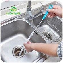 Щетка для чистки канализации, домашняя гнущаяся раковина, ванна, туалет, Драга, труба, змеиная щетка, инструменты, Креативные аксессуары для ванной, кухни